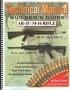AR-15/M-16 Rifle Technical manual