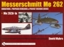 Messerchmitt Me 262: Variations, Proposed Versions & Project Des