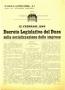 Decreto Legislativo del Duce 12 febbraio 1944