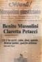 Benito Mussolini Claretta Petacci