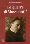 Le guerre di Mussolini?