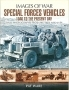 Special Forces vehicles 1940 to the present day