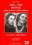 1943 - 1945 Donne nella guerra civile italiana